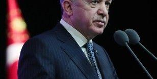 Cumhurbaşkanı Erdoğan'dan Anadolu Efes'e tebrik mesajı