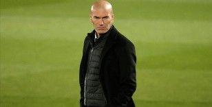 Real Madrid'den ayrılan Zidane: Gidiyorum çünkü kulüp ihtiyacım olan güveni vermedi