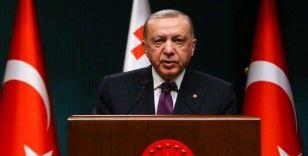 """Cumhurbaşkanı Erdoğan: """"Dağdaki PKK'lı ile mi anayasa yapacaksınız?"""""""