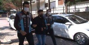 Maltepe'deki trafik magandası yakalandı