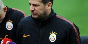 Ümit Davala, Galatasaray'a veda etti