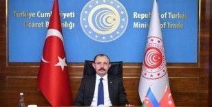 Ticaret Bakanı Muş, 3 Haziran'da KKTC'yi ziyaret edecek
