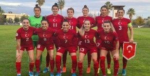 A Milli Kadın Futbol Takımı'nın Bulgaristan maçı kadrosu açıklandı