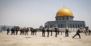 Hamas'tan Mescid-i Aksa'ya yönelik baskınları protesto için Filistinlilere 'öfke cuması' çağrısı