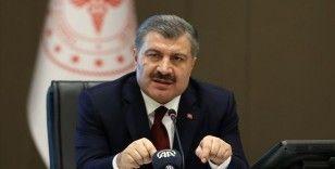 Sağlık Bakanı Koca: 'Güvenirliği ve etkisi kanıtlanmış her aşıyı vatandaşımızla buluşturmaya devam edeceğiz'