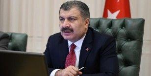 Sağlık Bakanı Fahrettin Koca: 'Aşılamayla birlikte Eylül ayında normal hayata dönebiliriz'