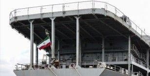 İran donanmasına ait bir gemi Umman Denizi'nde battı
