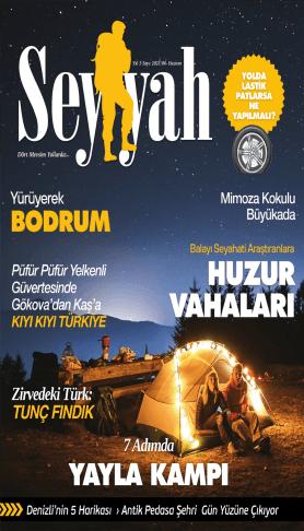 Seyyah - Haziran 2021
