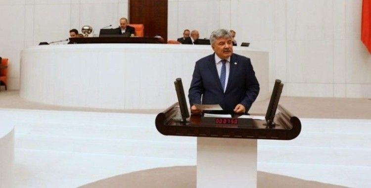 İYİ Partili Ergun: Kanuna aykırı maden tesisi, tarımı tehdit ediyor