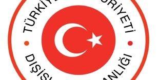 Türkiye'den İsrail'in yerleşim faaliyetlerine tepki