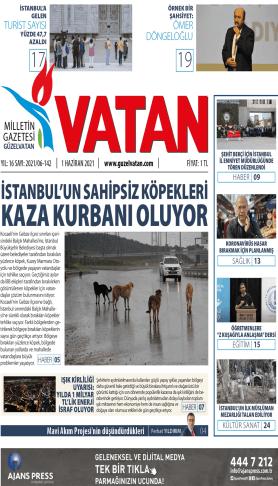 GüzelVatan E-Gazete - Haziran 2021