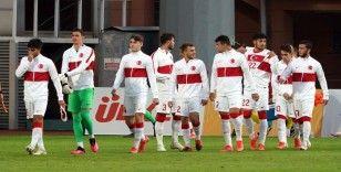 Özel Maç: Türkiye U21: 1 - Ukrayna U21: 1