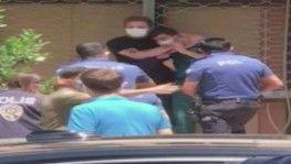 İzmir'de Bıçaklı saldırgan engelli memuru rehin aldı