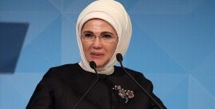 BM'den Emine Erdoğan'a 'Atık Alanında Akıllı Şehirler Küresel Şampiyonu' ödülü