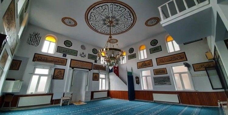 Sultan Süleyman Camii'nde bin 500 yıllık izler gün yüzüne çıkmayı bekliyor