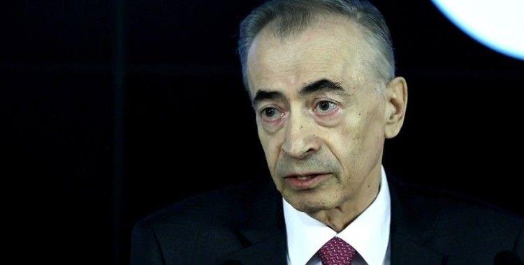 Galatasaray Kulübü Başkanı Cengiz: Yabancı sınırlamasının ertelenmesini istiyoruz