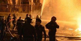 Bağdat'ın Kazımiye semtinde meydana gelen patlamada ölenlerin olduğu açıklandı