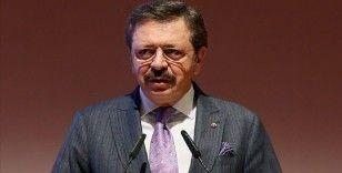 TOBB Başkanı Hisarcıklıoğlu: Çevreyi kirletmeye dayalı büyüme modelleri artık sürdürülebilir değil