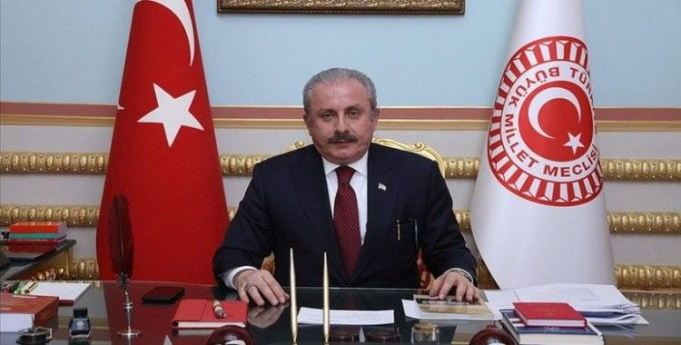 TBMM Başkanı Şentop: Uluslararası deniz hukuku, Türkiye için hassaten önem taşıyor
