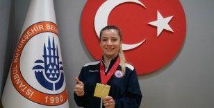 """Serap Özçelik Arapoğlu: """"Umarım olimpiyatlarda ülkemi en iyi şekilde temsil ederim"""""""