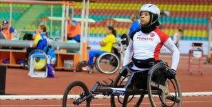 Türk sporculardan Para Atletizm Avrupa Şampiyonası'nda 4 madalya