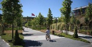 Türkiye'nin çehresini değiştirecek millet bahçelerinden yapımı tamamlananlar Dünya Çevre Günü'nde açılacak