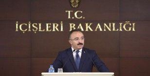 """""""Sözde üst düzey 10 terörist, Mayıs ayı içinde etkisiz hale getirilen toplam terörist sayısı 81 olmuştur"""""""