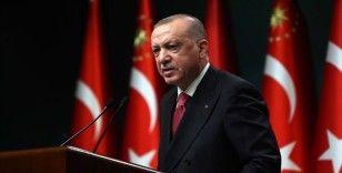 Cumhurbaşkanı Erdoğan: Denizlerimizi müsilaj belasından kurtaracağız