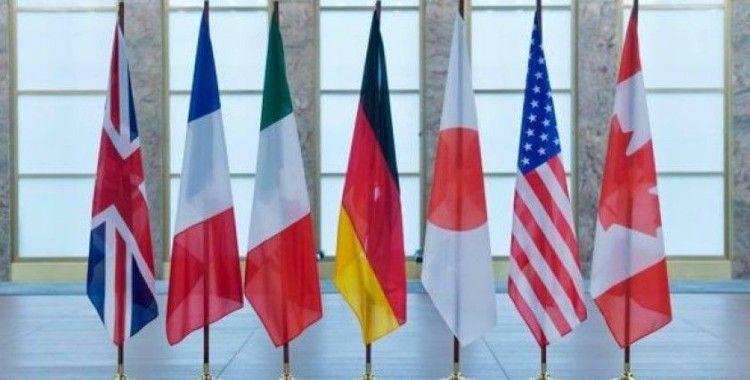 G7 ülkelerinden çok uluslu şirketlere en az yüzde 15 vergi uygulama kararı