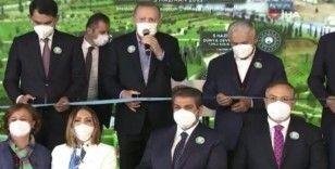 Cumhurbaşkanı Erdoğan'ın 'doğal makas'ı