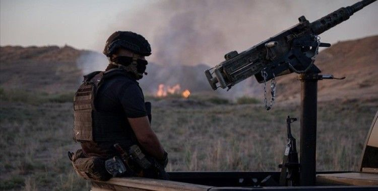 Irak'ta DEAŞ'a karşı kara operasyonu başlatıldı