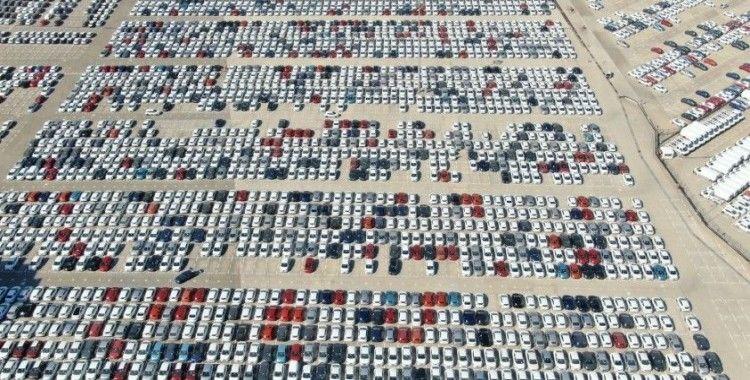 Otomotiv sektörü mayıs ayında 1,9 milyar dolar ihracata imza attı