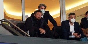 Başkan Ali Koç, takımını yalnız bırakmadı