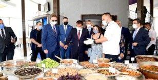 AB heyetine Malatya mutfağı tanıtıldı