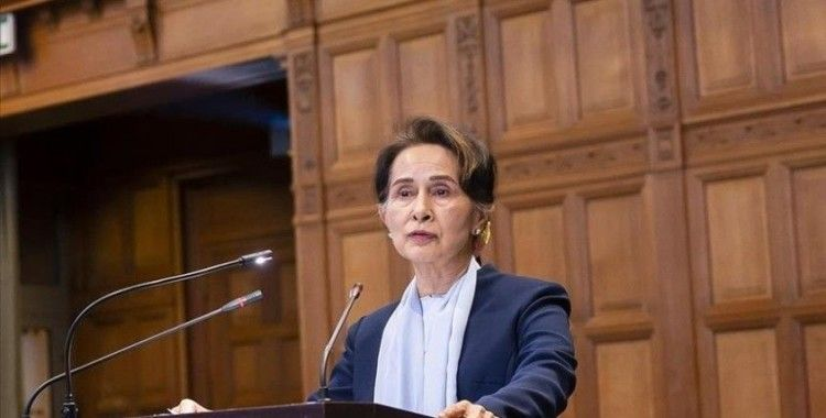 Myanmar'ın devrik lideri Suu Çii'nin bir sonraki duruşması 14 Haziran'da görülecek