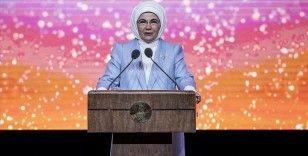 Emine Erdoğan: Topraklarımızda, yardımlaşma ve dayanışma duygusu hala dipdiri