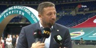 """Hidayet Türkoğlu: """"Hepimizin tek amacı Türk basketbolunun hak ettiği yerlere gelmesi"""""""