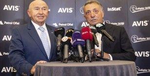 Kulüpler Birliği Vakfı Başkanı Çebi: Alınan kararlarda yumuşama ve hoşgörü istirham ettik