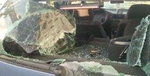Taciz iddiasında bulunulan sürücü çocuğa çarptı