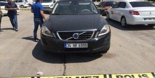 Murat Kekilli'nin çalınan cipi terk edilmiş halde bulundu