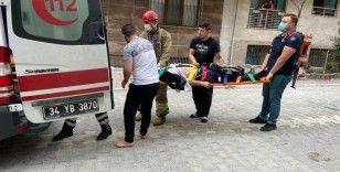Esenyurt'ta otelde şüpheli ölüm