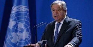 BM Güvenlik Konseyi, Guterres'in BM Genel Sekreterliğine 2. kez adaylığını destekledi