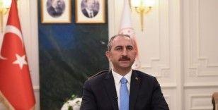 """Bakan Gül: """"Bu yasama döneminde sivil anayasa yapılacaktır, yeni sivil anayasa ihtiyaçtır"""""""