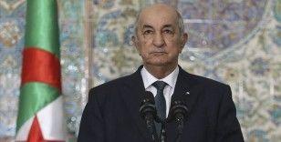 Cezayir Cumhurbaşkanı Tebbun: Cezayir'deki İslami akım, diğer ülkelerden farklı