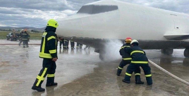 DHMİ'den Jandarma Havacılık personeline eğitim