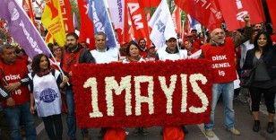 1 Mayıs'ta Taksim Meydanı'na yürümek istemeleri gerekçe gösterilerek 15 DİSK'li hakkında dava açıldı
