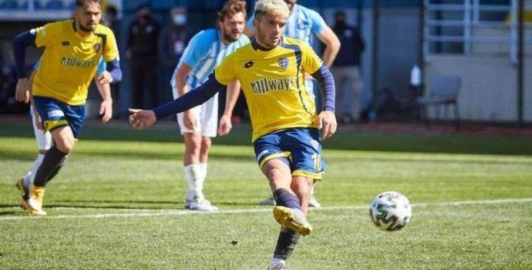 Bucaspor'un genç golcüsü Oğuz Aydın, Alanyaspor'a