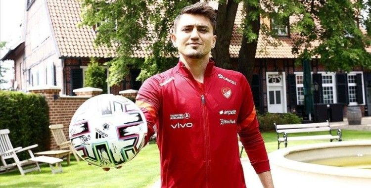 Milli futbolcu Cengiz Ünder: İtalya'yı yenecek güce sahibiz