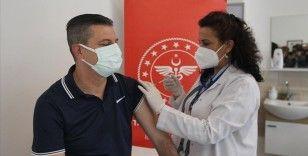 Kovid-19'la mücadele kapsamında uygulanan aşı miktarı 31 milyon 755 bin 665'e ulaştı