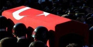 Şırnak'ta görev esnasındaki silah kazasında 1 asker şehit oldu